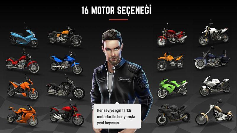 疯狂摩托车V1.1.1 安卓版
