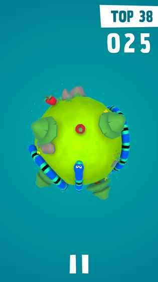 空间贪吃蛇V0.14.6 安卓版