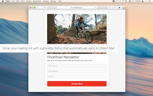 Direct Mail for macV5.1.1 Mac版