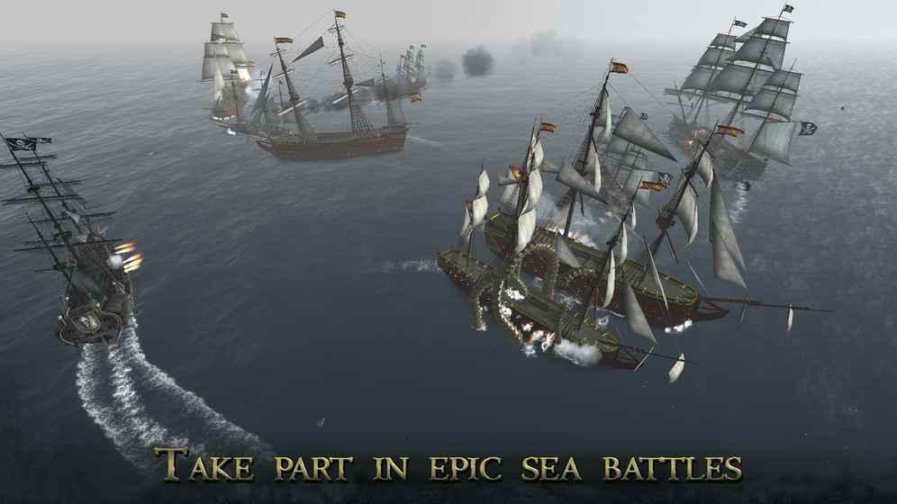 海盗:死亡瘟疫电脑版