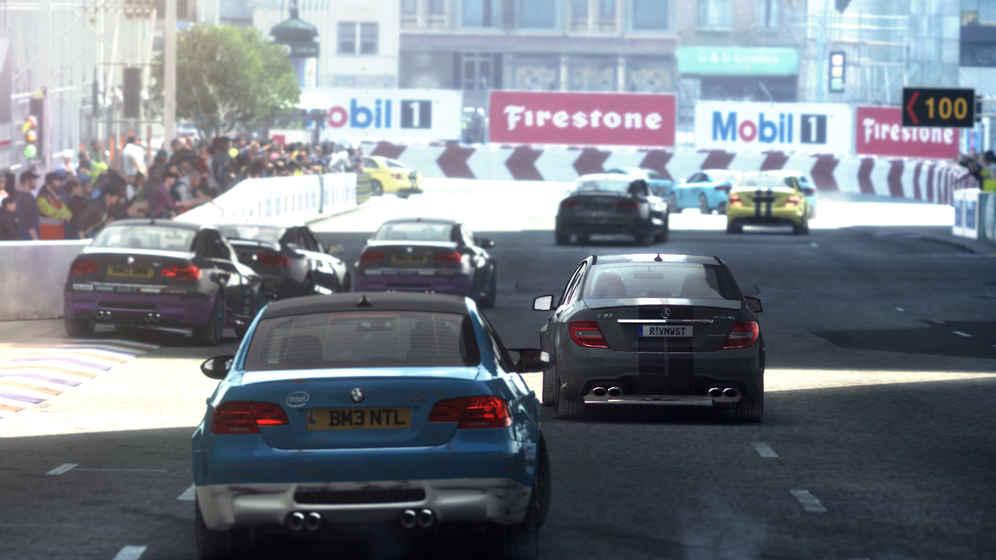 超级房车赛:汽车运动V1.0 苹果版
