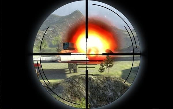 道路狙击手3DV2.1 Mac版