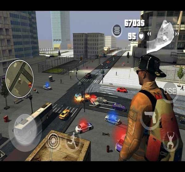 疯狂城市4逃出监狱V1.32 安卓版