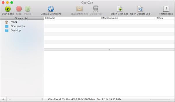 ClamXavV2.15.3 Mac版
