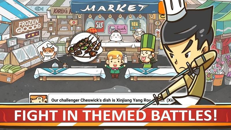 厨师大战(Chef Wars)V1.0 苹果版