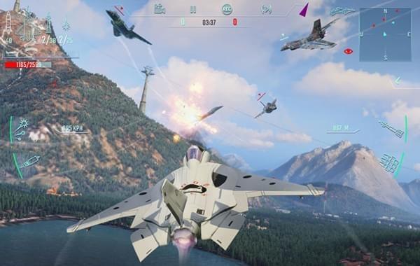 制空霸权无限飞机V1.0.1 Mac版