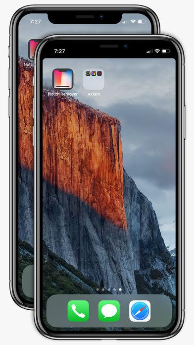 iPhoneX去除刘海软件V1.0 ios版