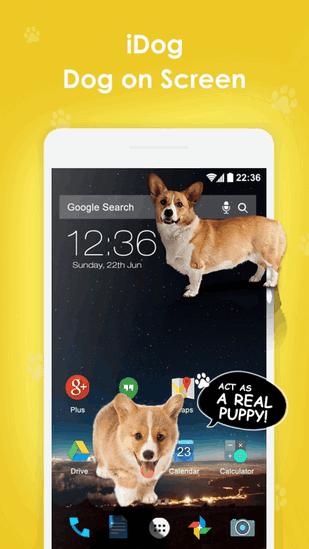 iDog狗在屏幕上V1.2 安卓版