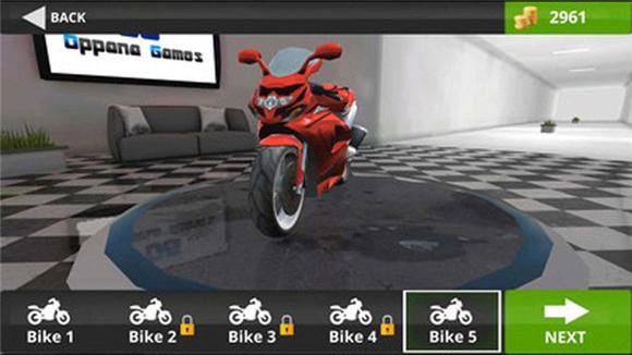 摩托车大逃杀V1.0.1 安卓版