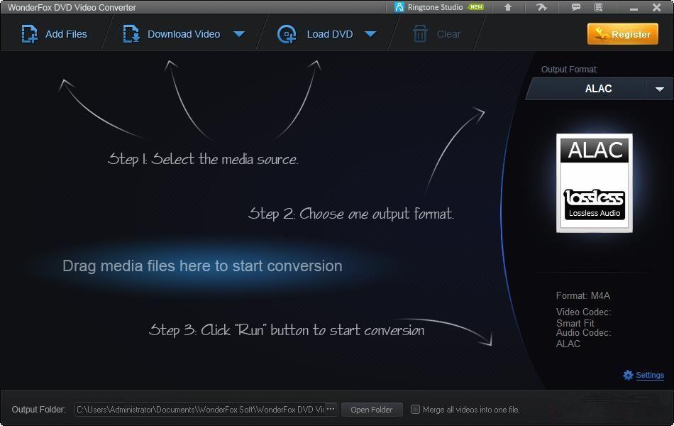 WonderFox DVD Video Converter(DVD视频格式转换软件)V14.0 最新注册版