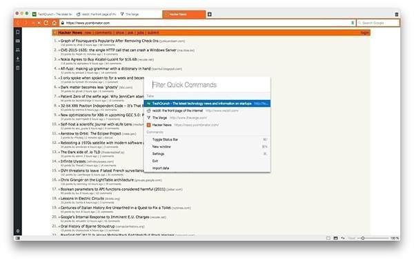 Vivaldi浏览器V1.13.1008.32 官方版
