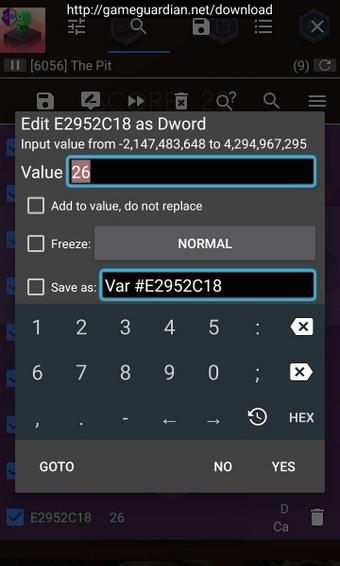 光荣使命GG修改器V8.4 安卓版