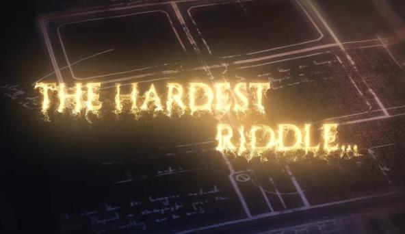 谜神结局(Riddlord The Consequence)V1.0 攻略提示中文破解版