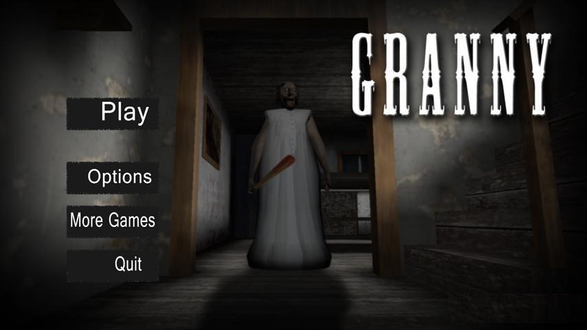 惊讶GrannyV1.0.5 汉化版
