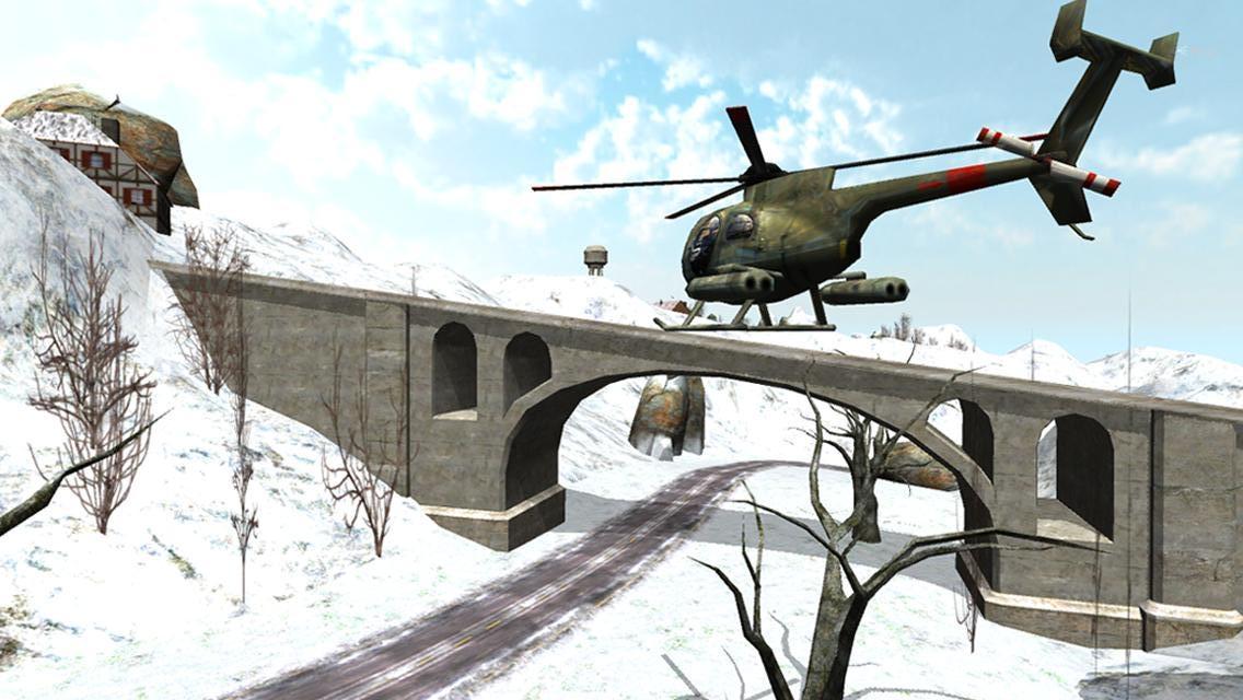 模拟驾驶飞机救援 v3.1.3 安卓版 图片预览