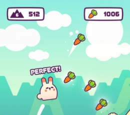 【Fat Bunny中文版】抖音兔子吃萝卜游戏Fat BunnyV1.0安卓版下载