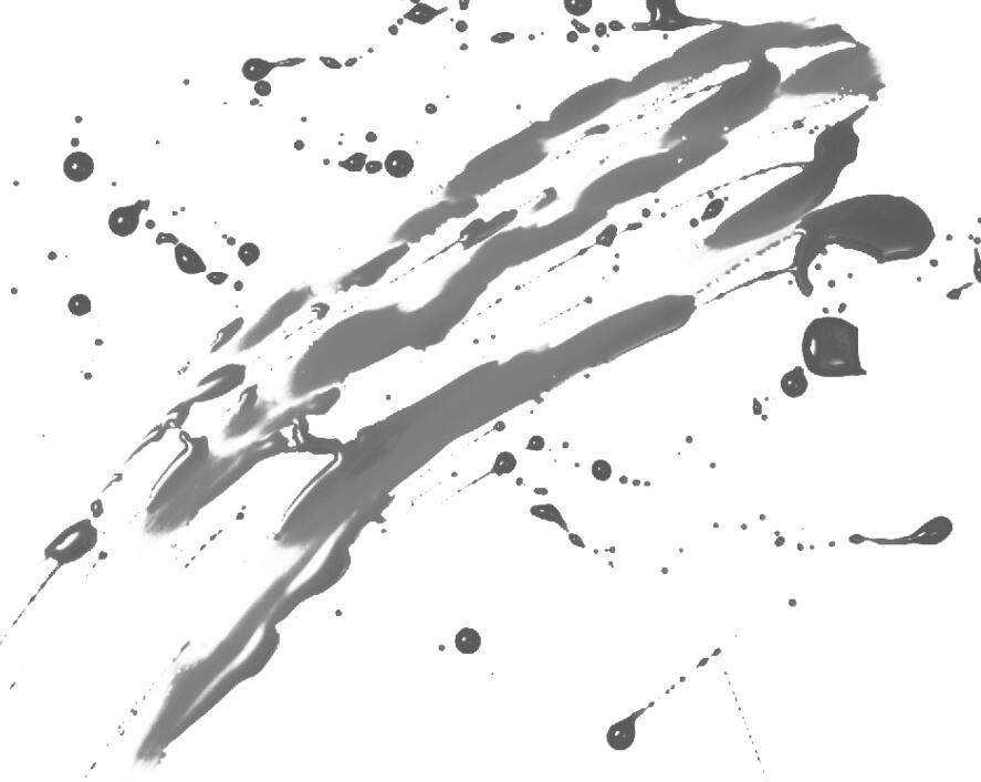 墨迹组合ps笔刷V1.0 免费版