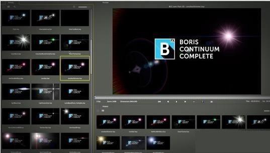 Boris Continuum Complete(视觉特效插件)V11.0.2 中文汉化版