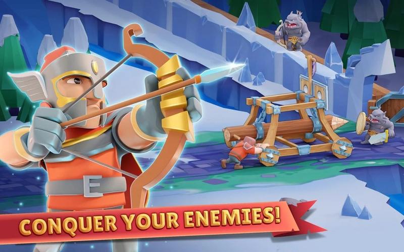 战士的游戏V1.0.13 安卓钻石版