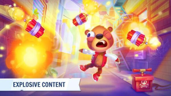 疯狂玩具熊V1.0 安卓版