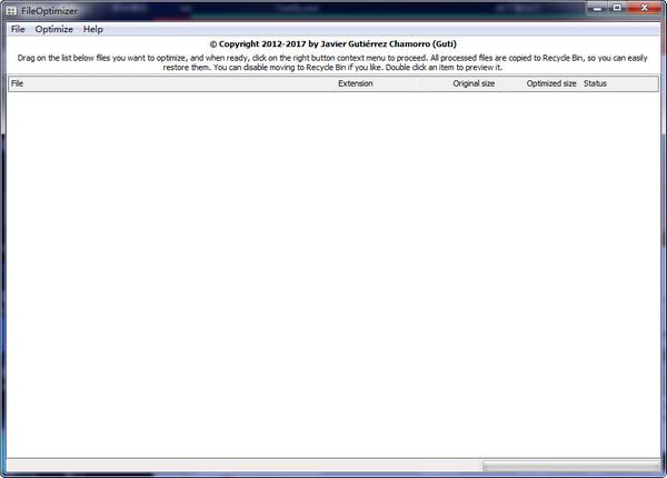 文件批量压缩工具(File Optimizer)V12.3 官方版