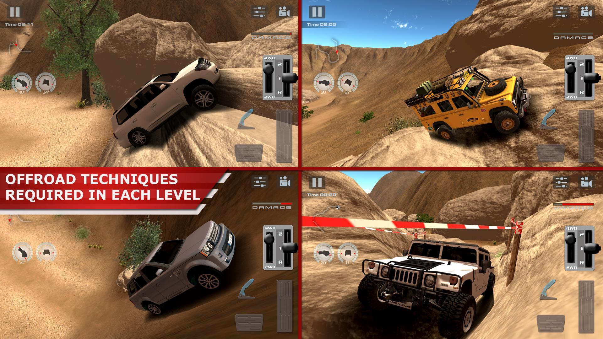 越野驱动沙漠V1.0.6 正式版