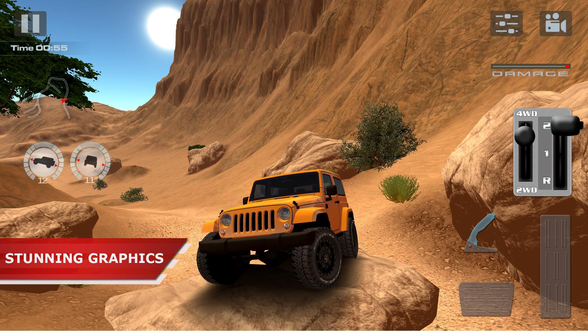 越野沙漠驾驶V1.0.5 破解版