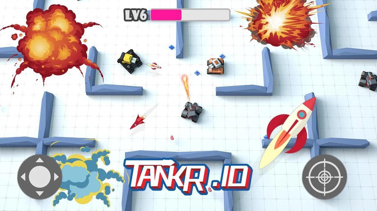 坦克进化大作战V1.8 安卓版