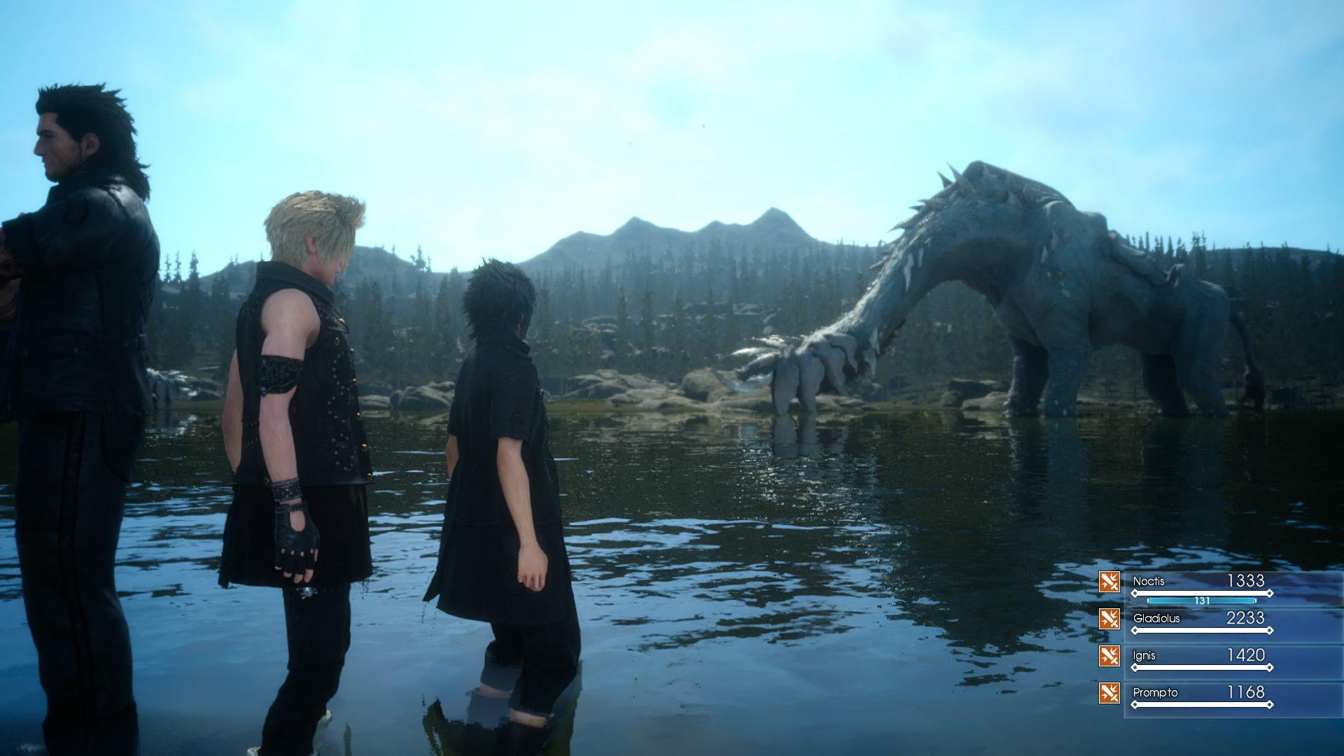 最终幻想15游戏3dm破解版最新版