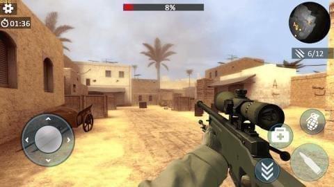 反恐精英射手V1.1.0 安卓版