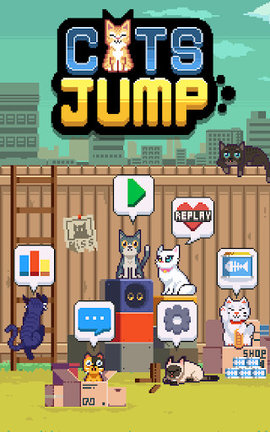 Cats jumpV1.0.0 IOS版