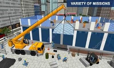 购物中心建设V1.0 苹果版