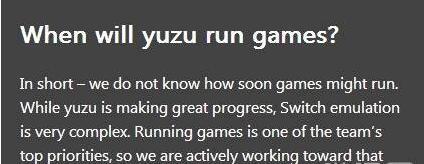 YUZU模拟器v2018 官方版