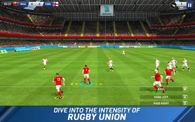 国际橄榄球大赛V1.0.0 Mac版