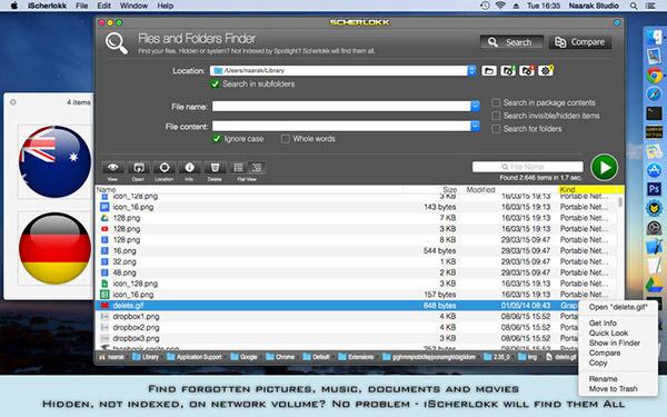 iScherlokkV3.5 Mac版