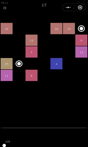 微信方块弹珠二维码人口V1.1 安卓版