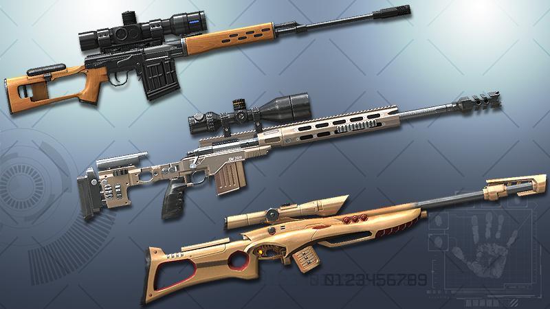精英狙击手3DV1.2.1 苹果版
