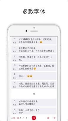 素记日记V2.4 IOS版