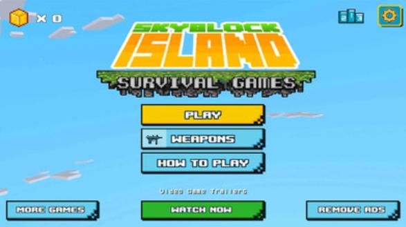 我的求生岛世界V1.0 安卓版