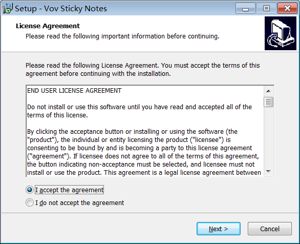 Vov Sticky Notesv4.2 免费版