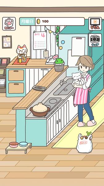 猫咪饲养日常V1.0.1 安卓版