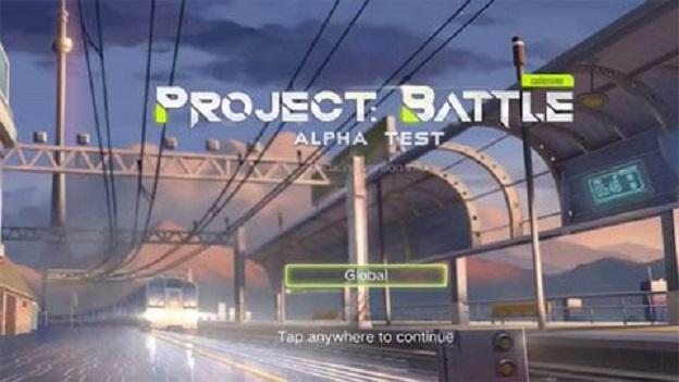 Project BattleV1.0 苹果版