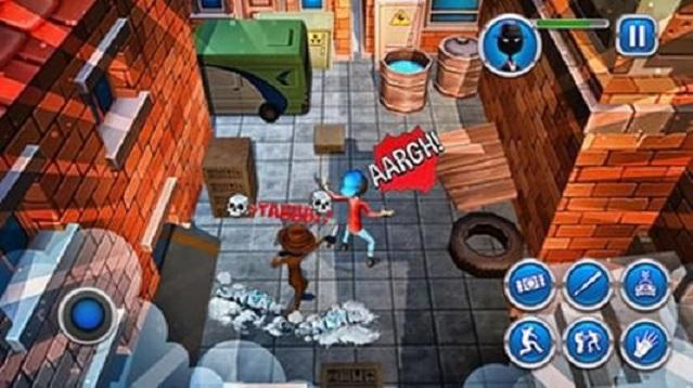 火柴人杀手规则:大佬游戏V1.0 安卓版