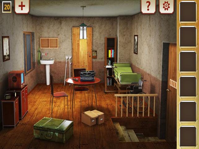 密室逃脱:最难打开的20个密室V1.0 苹果版
