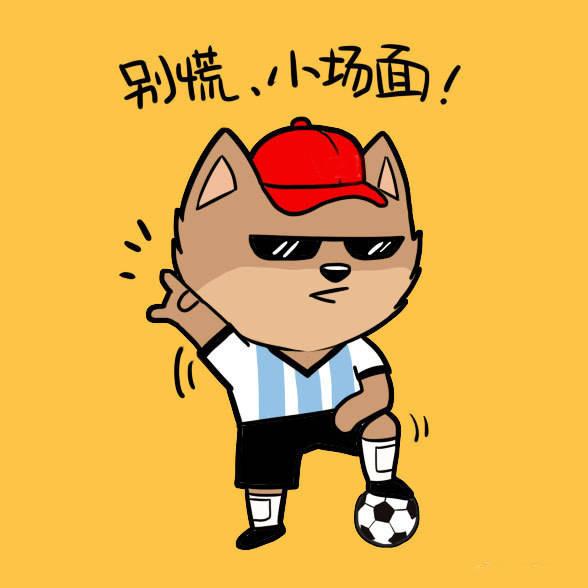2018世界杯表情包