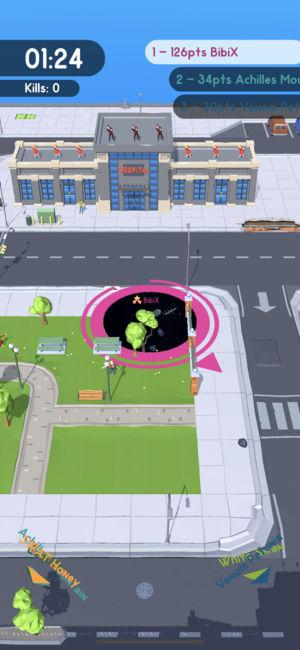 黑洞吞噬城市V1.1.1 苹果版