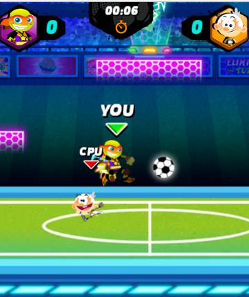 世界杯卡通足球大赛2