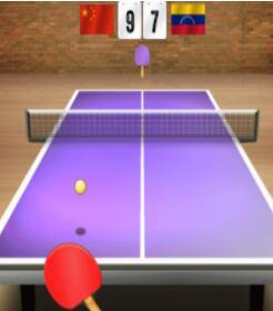 国际乒乓球大赛