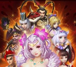 女神三国传BT变态版手游下载 女神三国传公益服变态版下载V5.3