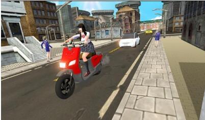高中虚拟女孩模拟器V1.0 破解版